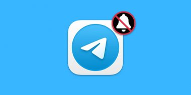 آموزش نحوه خاموش كردن نوتيفيكيشن تلگرام