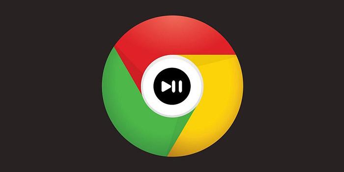 آموزش فعال کردن ابزار کنترل موزیک در گوگل کروم