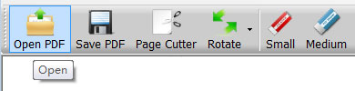 حذف متن در PDF