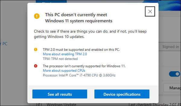 نصب ویندوز 11 روی سیستم های قدیمی