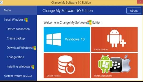 نصب برنامه های ویندوز روی اندروید